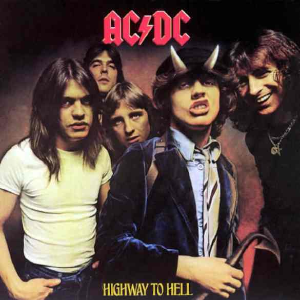 best road trip music Highway_to_Hell