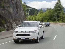 2014 Mitsubishi Outlander Review