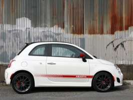 2013 Fiat 500C Abarth Review