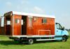 Tonke Fieldsleeper Mobil Camper