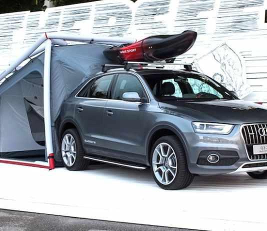 2015 audi q3 camping