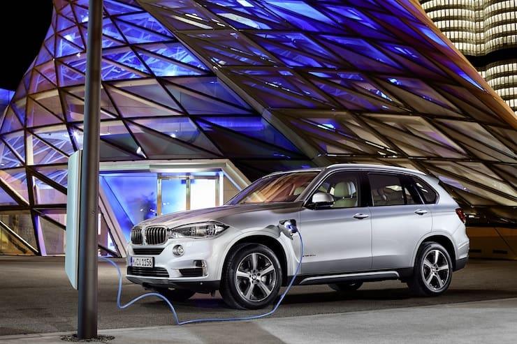 2016 BMW X5 xDrive40e Hybrid SUV