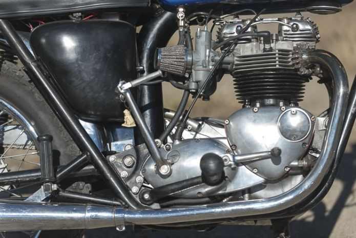 1971 Triumph TR6R Tiger