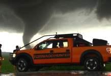 2015 ford f150 tornado hunter