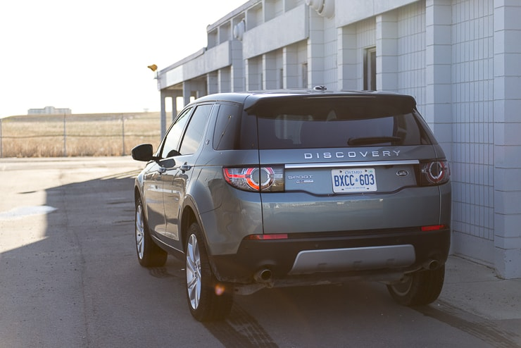 2016 Land Rover Discovery Sport HSE LUX-14