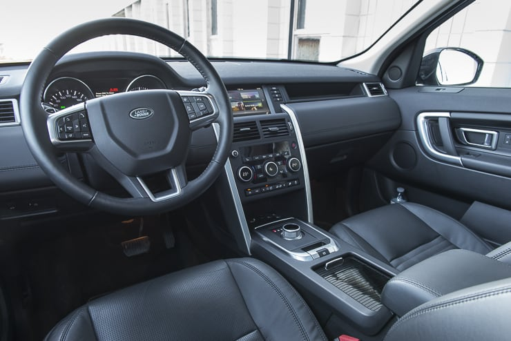2016 Land Rover Discovery Sport HSE LUX-18