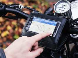 motorcycle-phone-mount