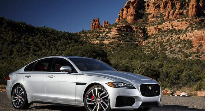 2016 jaguar xf r-sport review (2 of 9)