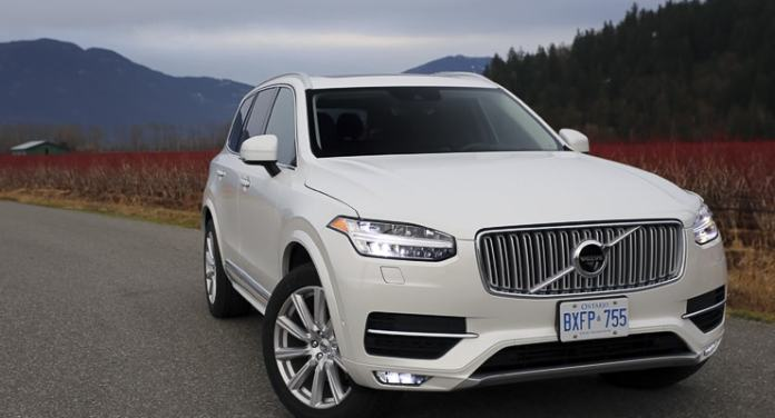 2016 Volvo XC90 Inscription Review (24 of 25)
