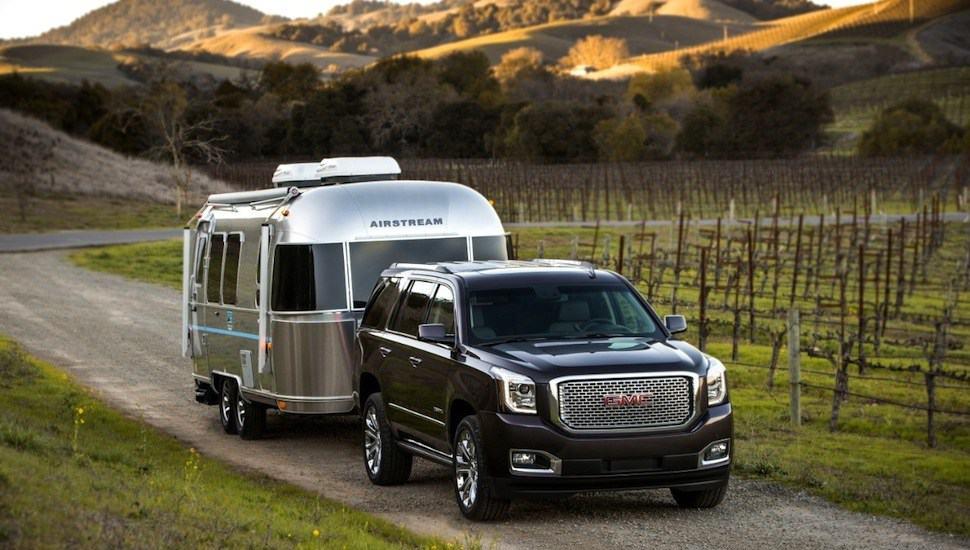 2016 gmc yukon denali review truck capability interior comfort. Black Bedroom Furniture Sets. Home Design Ideas