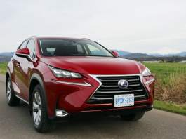 2016 lexus nx 300h review