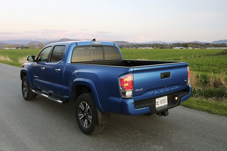 2016 toyota tacoma 4×4 double cab review (7 of 11)