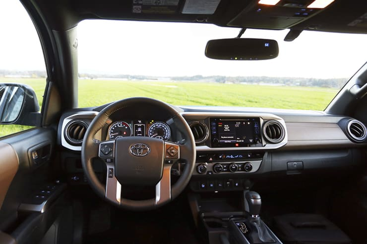 2016 toyota tacoma 4×4 double cab review (9 of 11)