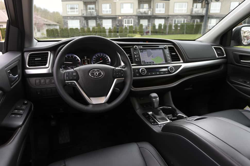 2016 toyota highlander xle review (10 of 17)