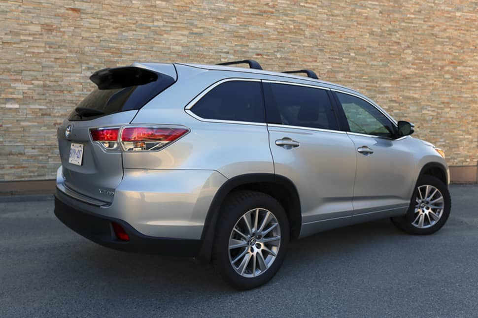 2016 toyota highlander xle review (12 of 17)