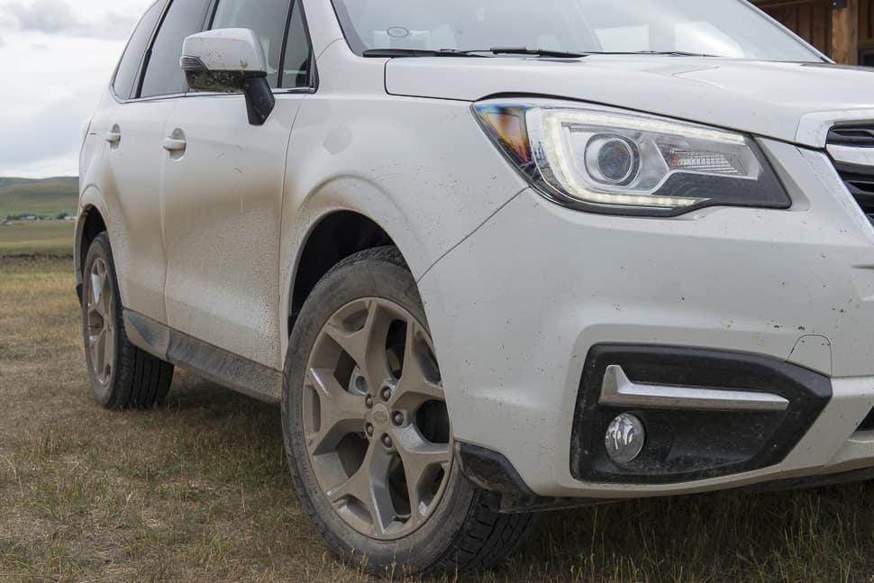 2017 Subaru Forester Review (15 of 22)