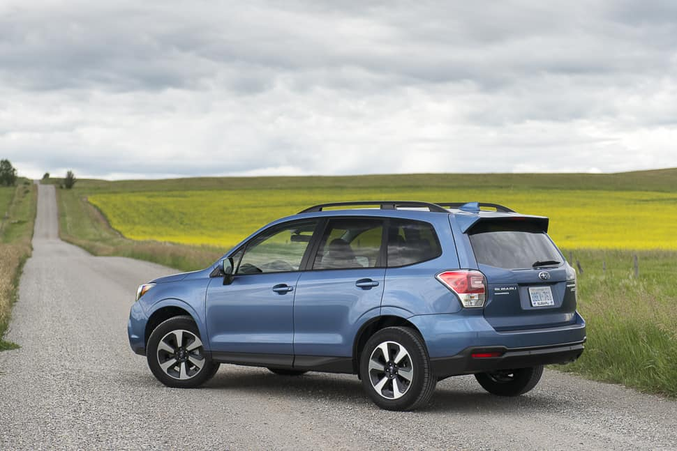 2017 Subaru Forester Review (3 of 22)