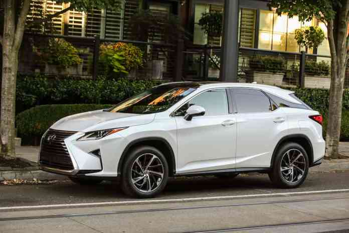 2016_Lexus_RX_350 review