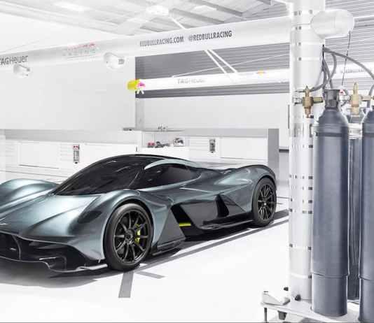Aston Martin-Red Bull AM-RB 001 Concept Hypercar