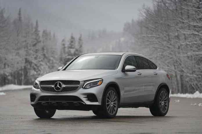 2017 mercedes-benz glc300 coupe (1 of 13)