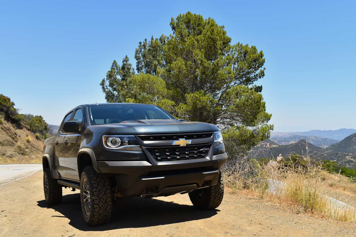 2017 Chevrolet Colorado ZR2 Review