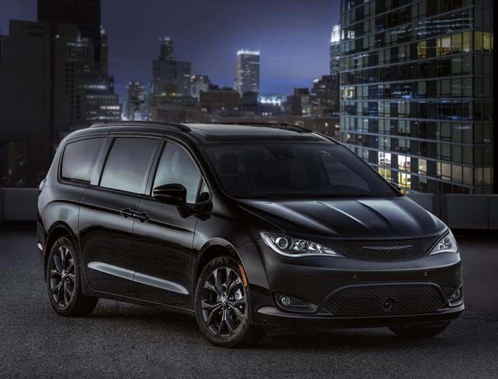 2018 chrysler pacifica release date with sporty s appearance package. Black Bedroom Furniture Sets. Home Design Ideas