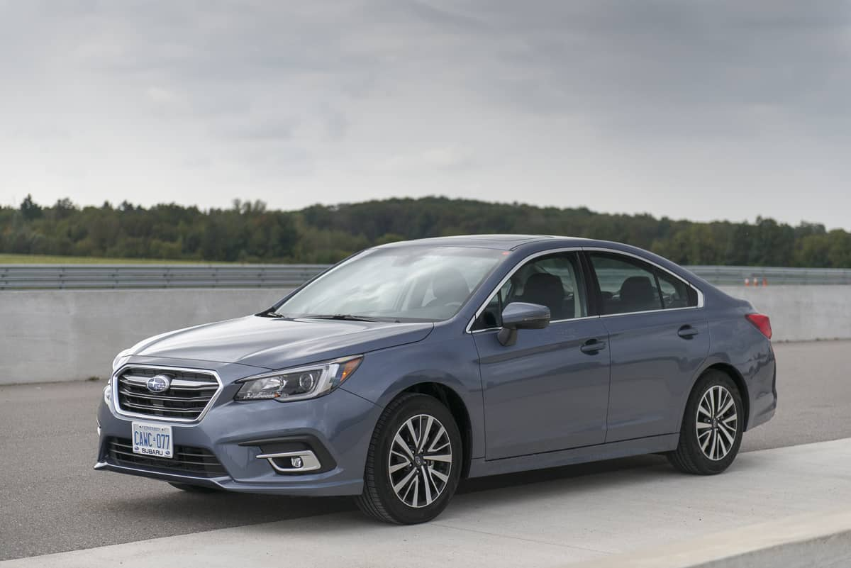 2018 subaru legacy first drive review improved handling and looks. Black Bedroom Furniture Sets. Home Design Ideas
