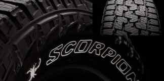 New Pirelli Scorpion All Terrain Plus Tire