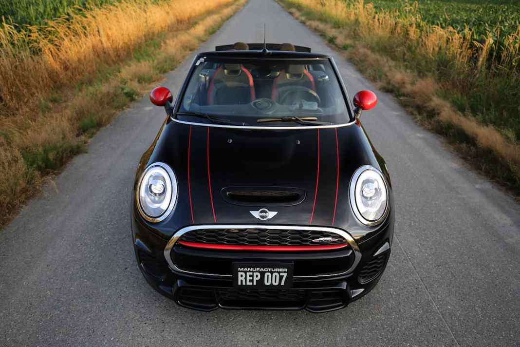 2017 MINI Cooper Convertible John Cooper Works 2