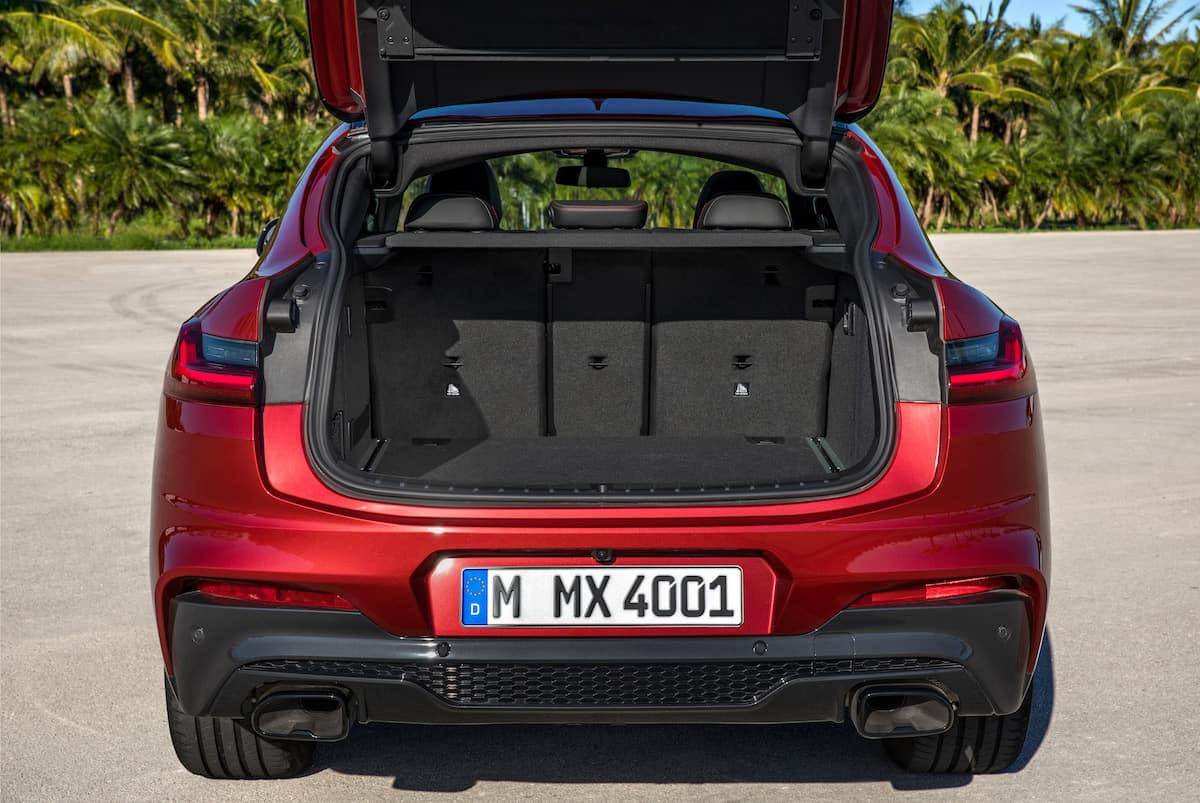 All-New 2019 BMW X4 Coupe-Style SUV