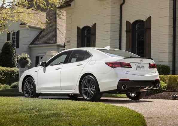 2018 Acura TLX A Spec Review