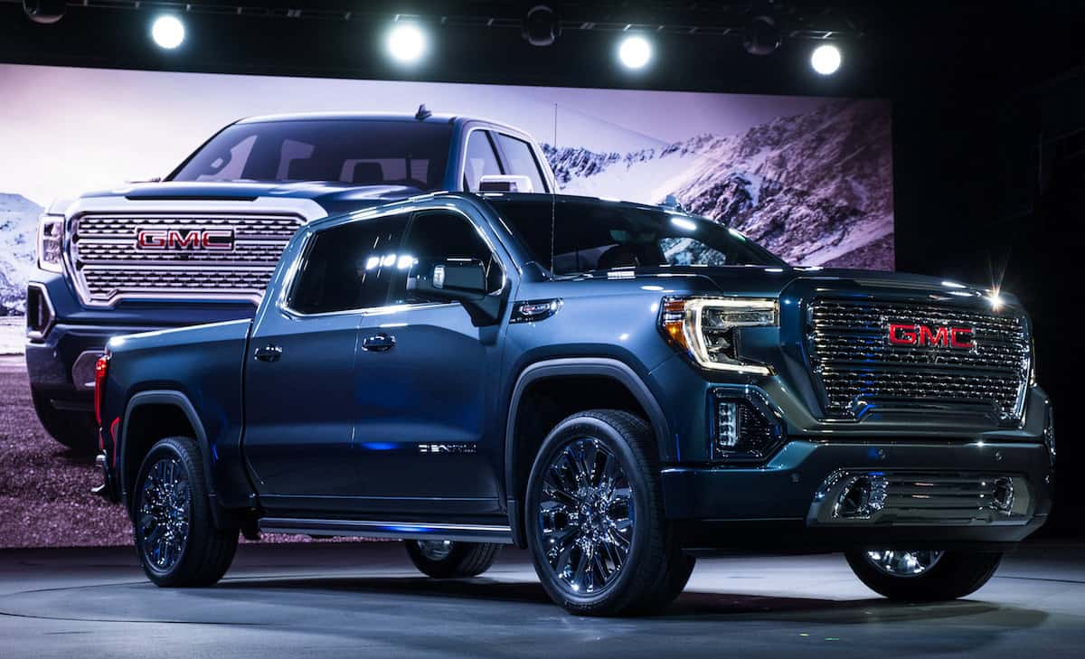 Next Generation 2019 Gmc Sierra Denali Release Date Announced