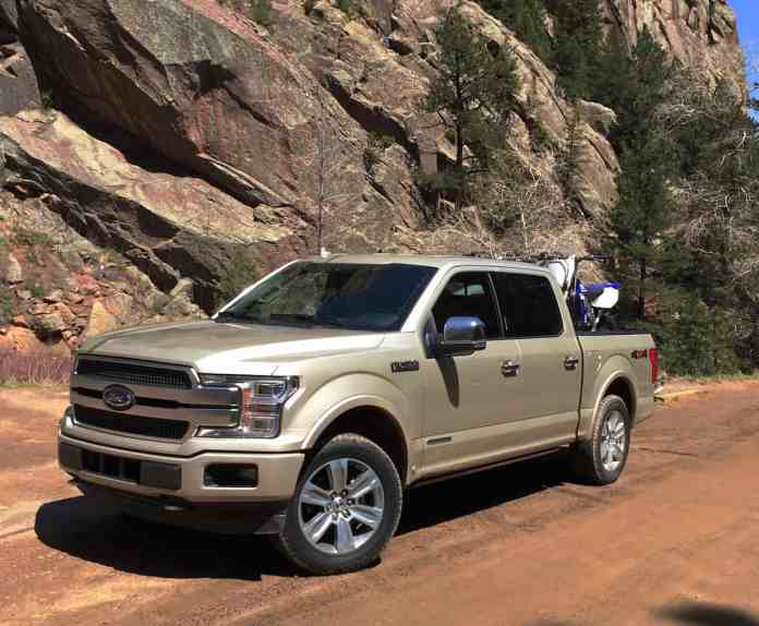2018 ford f-150 powerstroke diesel review 4