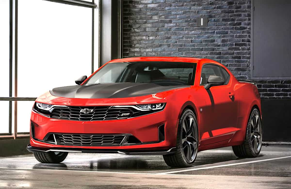 The 2019 Camaro Unveiled: 3 Things You Need To Know