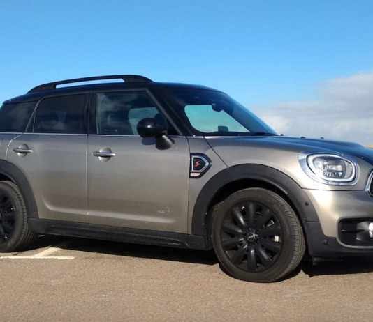 2018 MINI Countryman Cooper SD ALL4 Review
