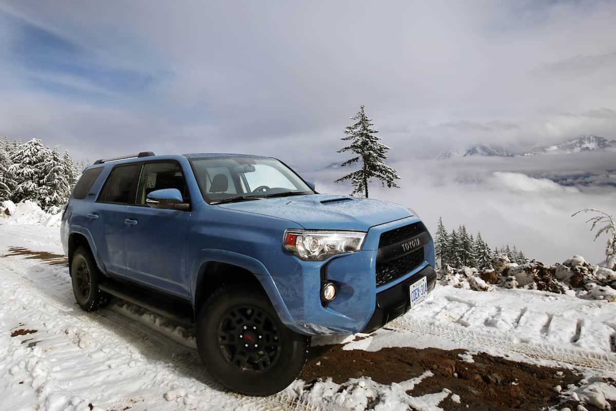 review new agya trd 2018 grand veloz vs ertiga toyota 4runner pro keeping it real and rugged