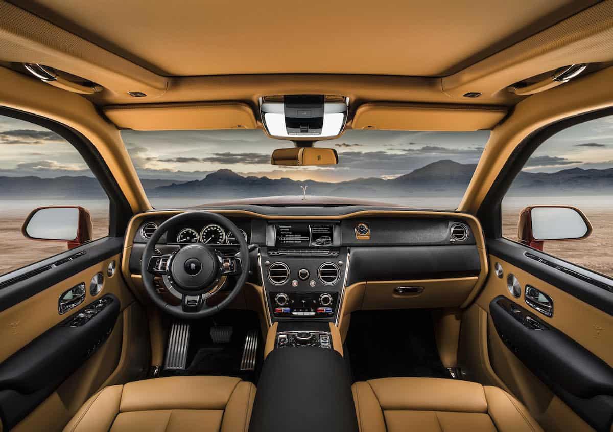 2019 Roll-Royce Cullinan SUV 10