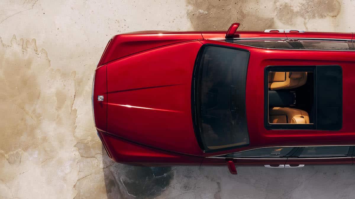 2019 Roll-Royce Cullinan SUV 5
