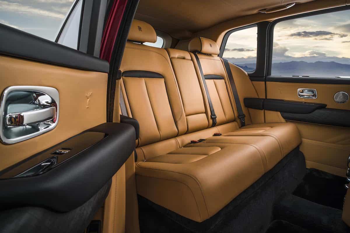 2019 Roll-Royce Cullinan SUV 9