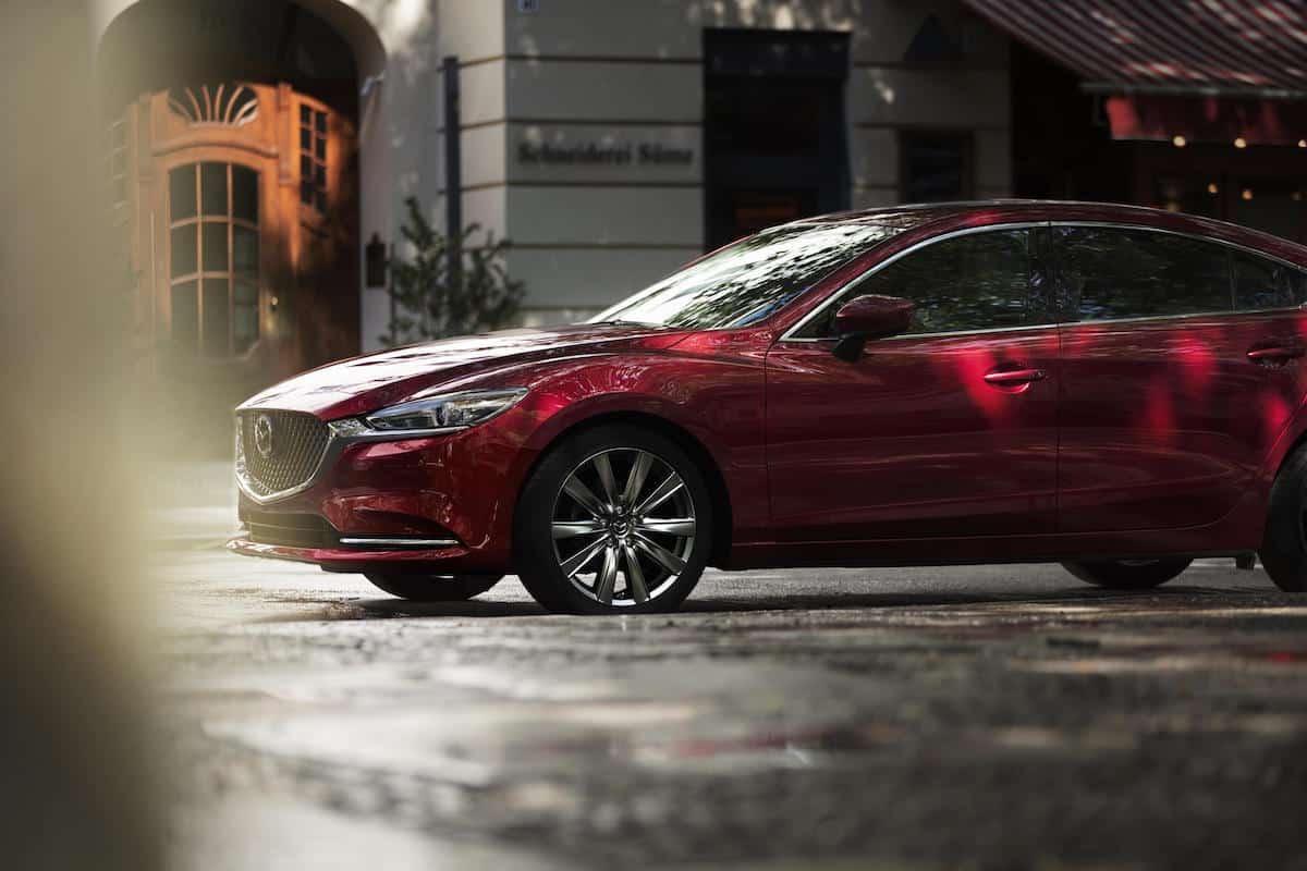 Mazda 6 2018 review