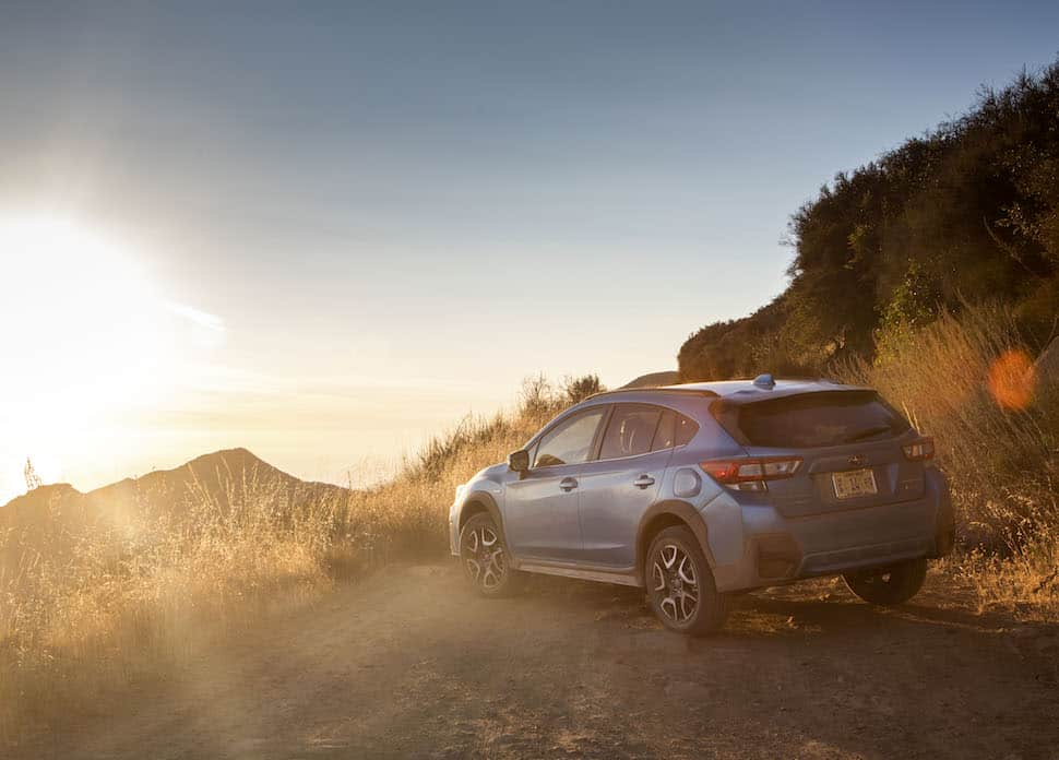 2019_Crosstrek_Hybrid rear