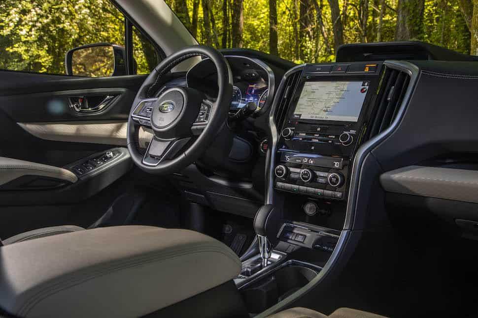2019 subaru ascent review limited trim 4