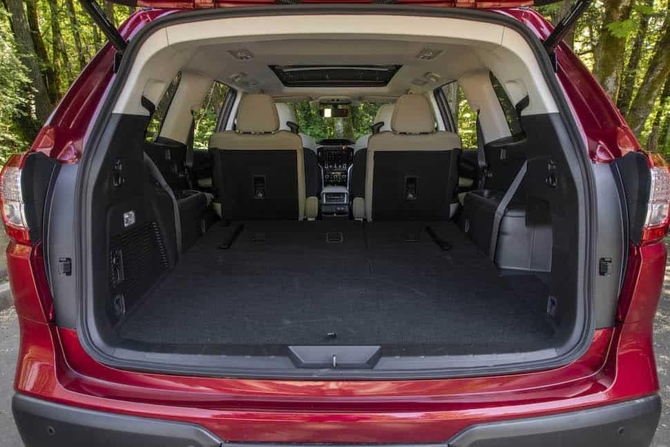 2019 subaru ascent review limited trim 9