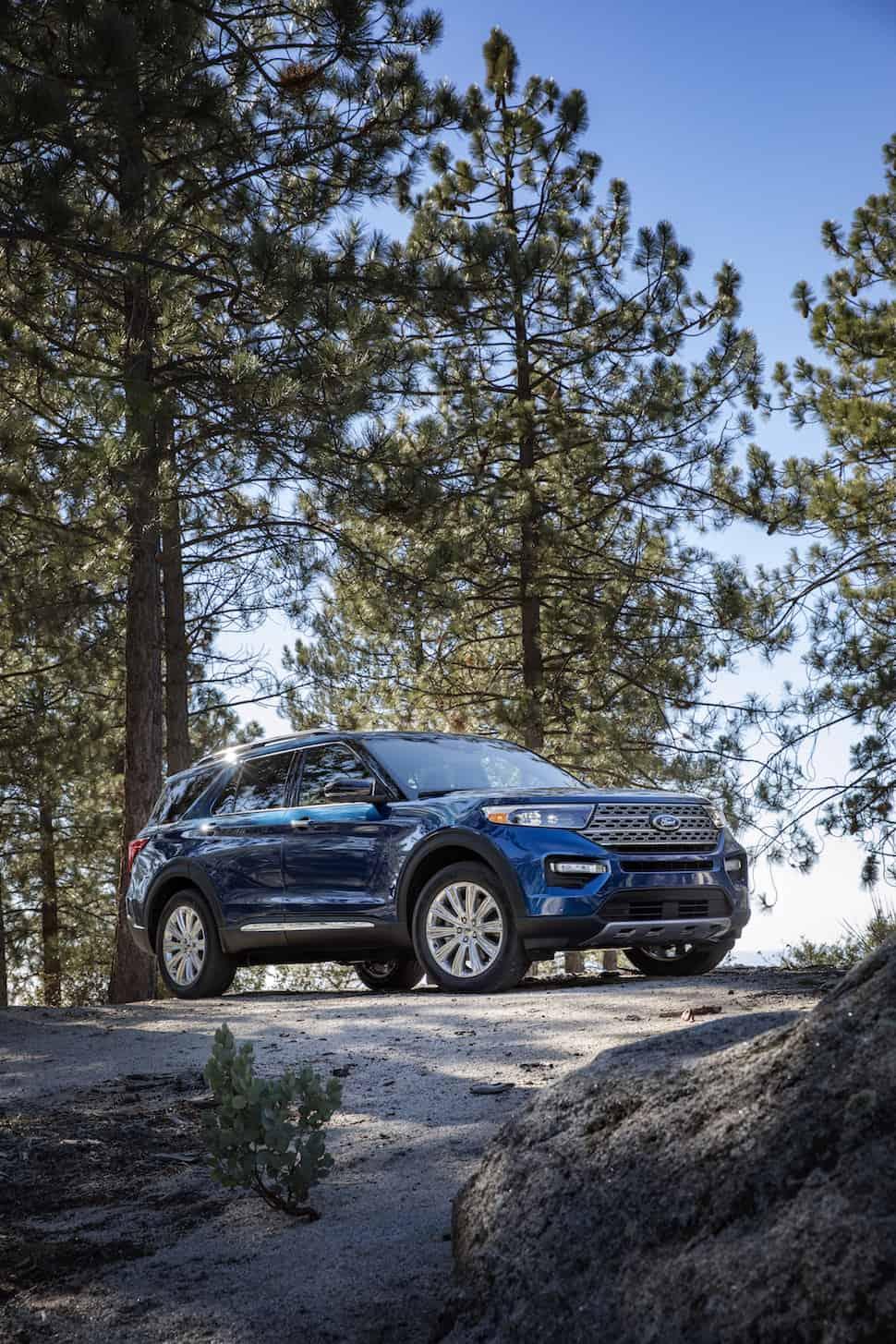 2020 ford explorer redesign 2