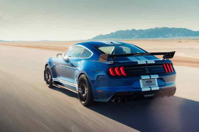 700-HP Street-Legal 2020 Mustang Shelby GT500 Hits the Scene
