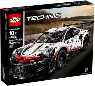 LEGO Technic Porsche 911 RSR box