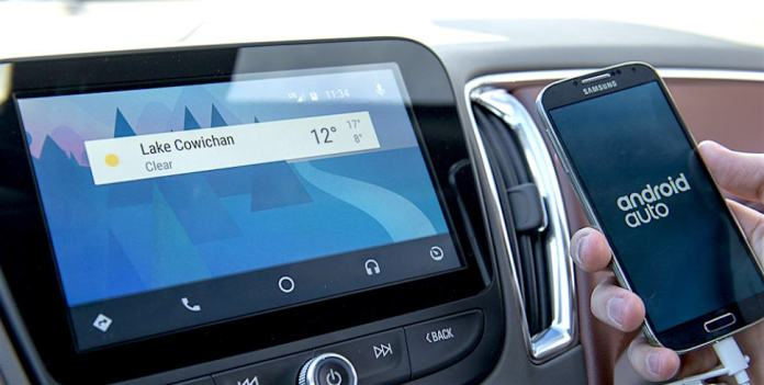 what is android auto app and what does it do