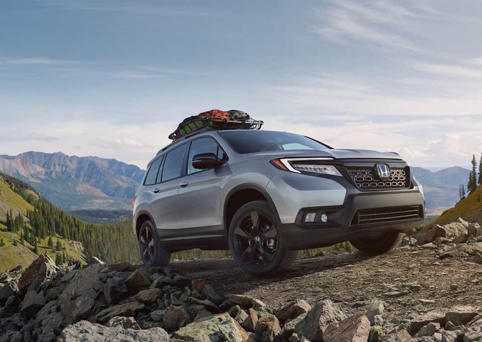 New 2019 Honda Passport Arrives Adventure Ready With