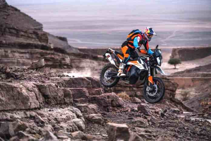 2019 KTM 790 Adventure R motorcycle preview