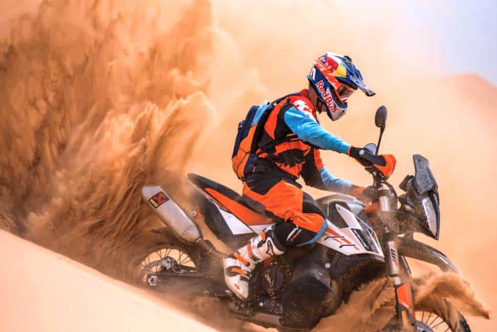 2019 KTM 790 Adventure motorcycle preview